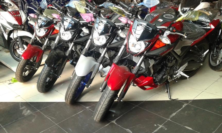 Ready Stock YamahaMT25