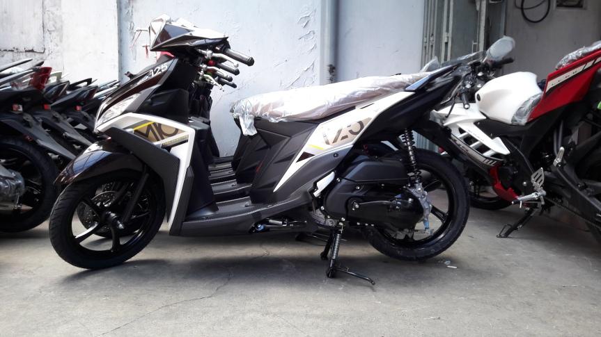 Gaya baru Yamaha Mio M3 AKSSSS