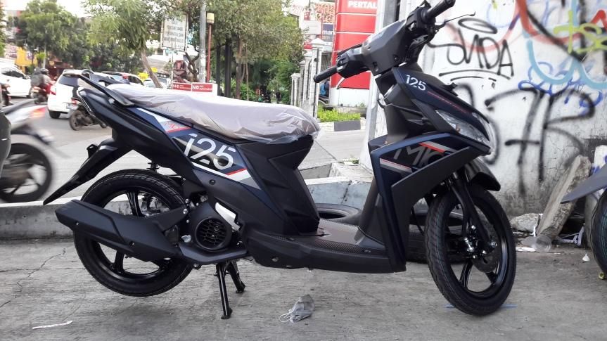 Yamaha Rilis Mio M3 AKSSSS